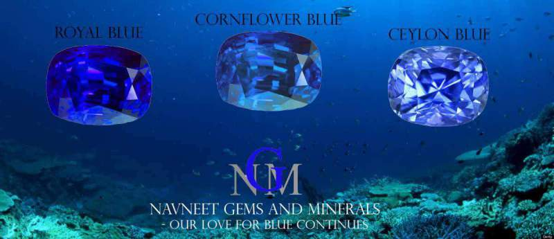 Wholesale Precious Gems - Blue Sapphire