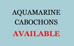 Aquamarine Cabochons