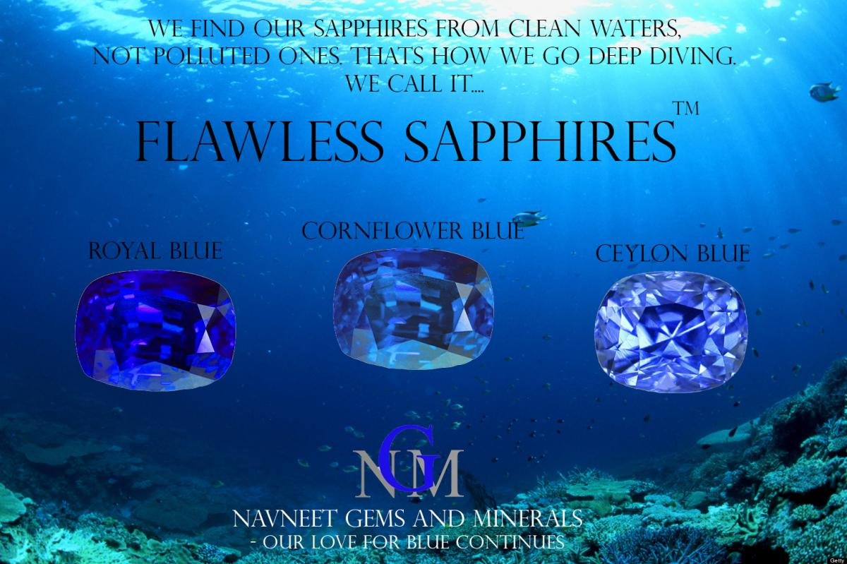 Blue Sapphire Brand - Flawless