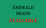 Emerald Beads wholesale