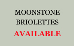 Moonstone Briolettes