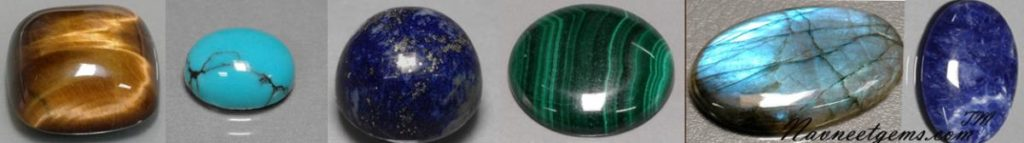 Opaque Semi Precious Stones