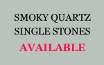 Smoky Quartz Single Stones