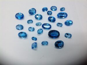 Swiss-Topaz shapes Navneet Gems