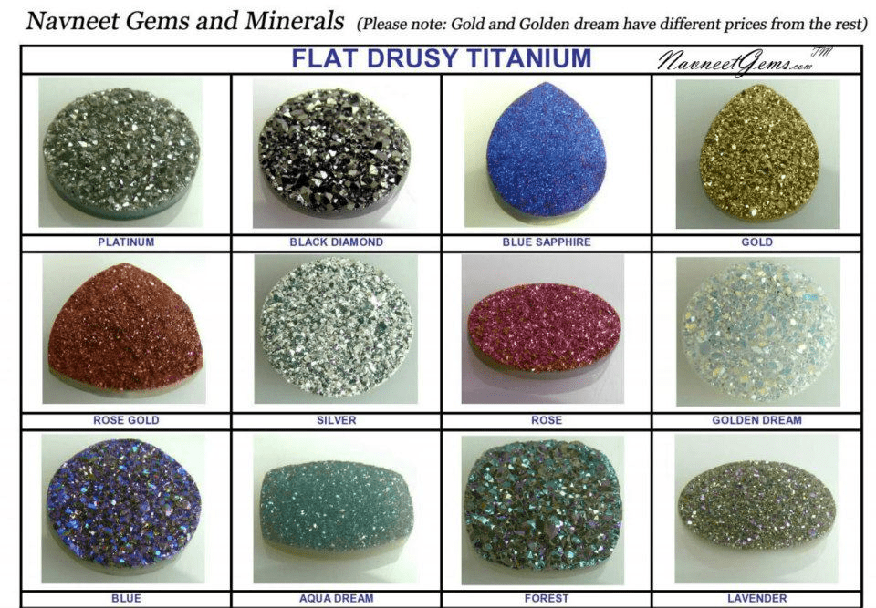 Types Of Stones Quartz : Wholesale drusy quartz or druzy supplier straight