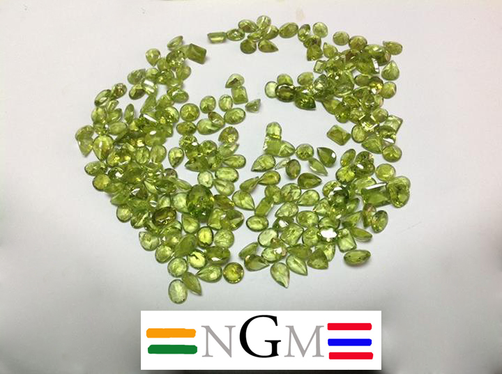 peridot mix lot