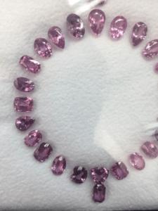 pink sapphires Navneet Gems