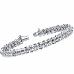 Low quality commercial diamond bracelets