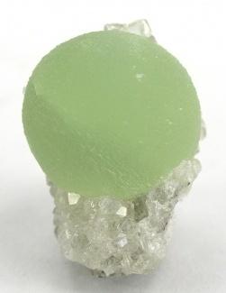 Prehnite yellow green stone of the year