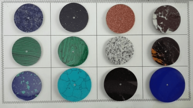 Gemstone Dial For Watches