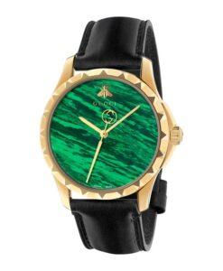 Gucci Malachite watch