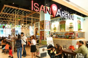 Isan Arena Restaurant at Impact