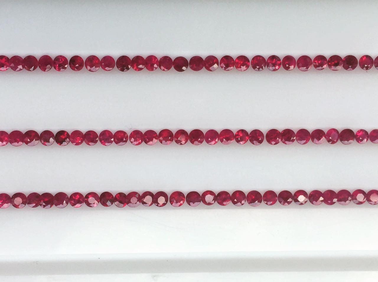 Ruby Precious Gemstones Bangkok