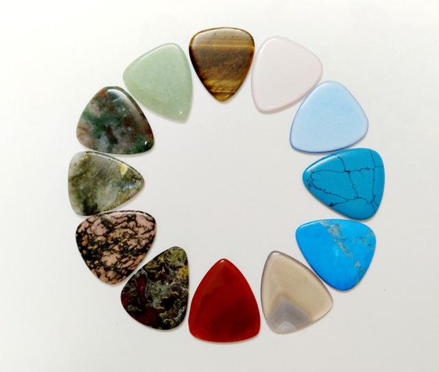 Wholesale Gemstone Guitar Picks