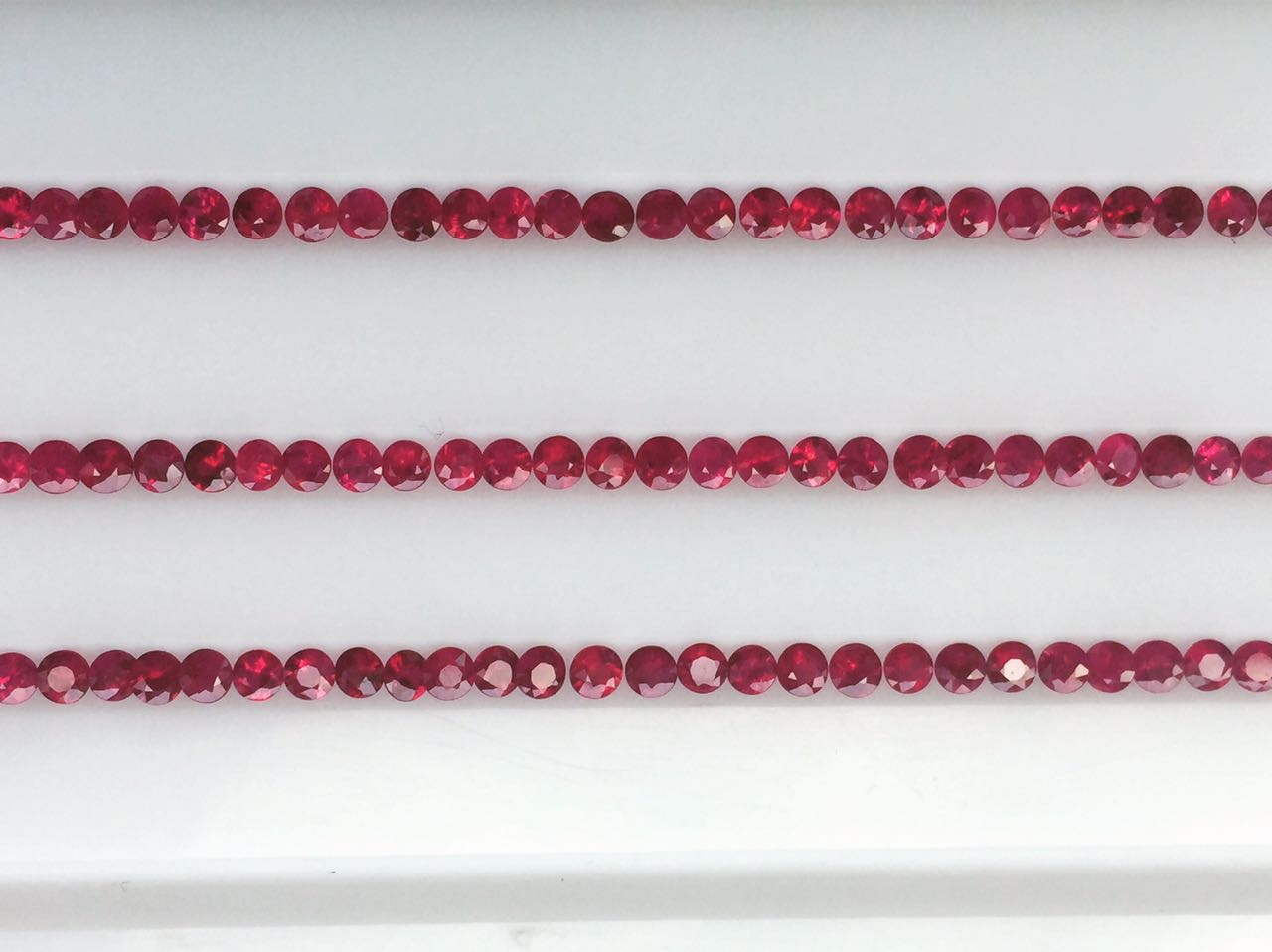 Ruby melee sizes
