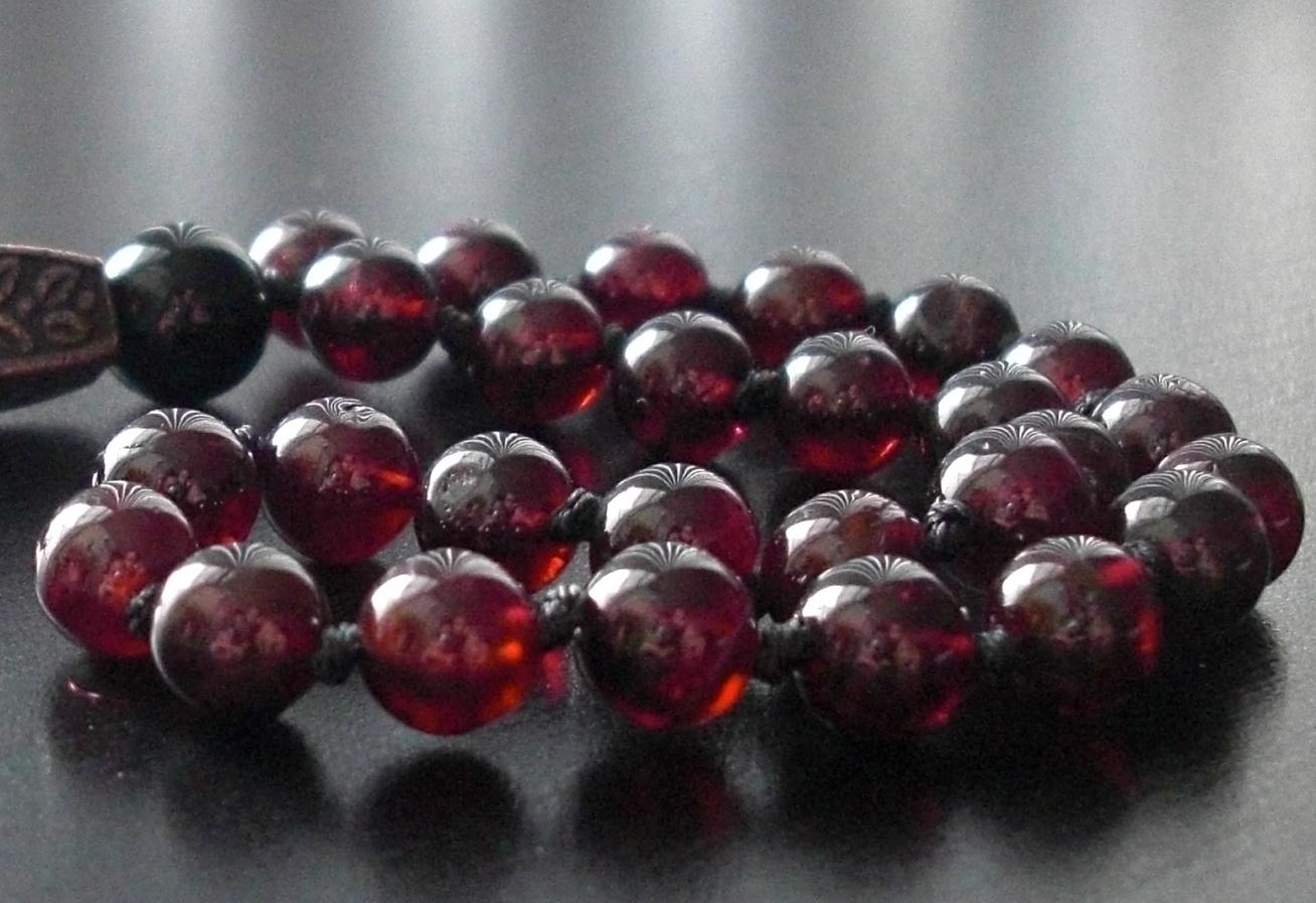 Best Garnet Beads Deals At Navneetgems