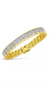 Low quality commercial diamond bracelets