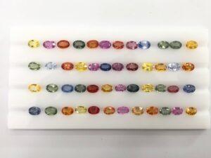 Wholesale fancy sapphires