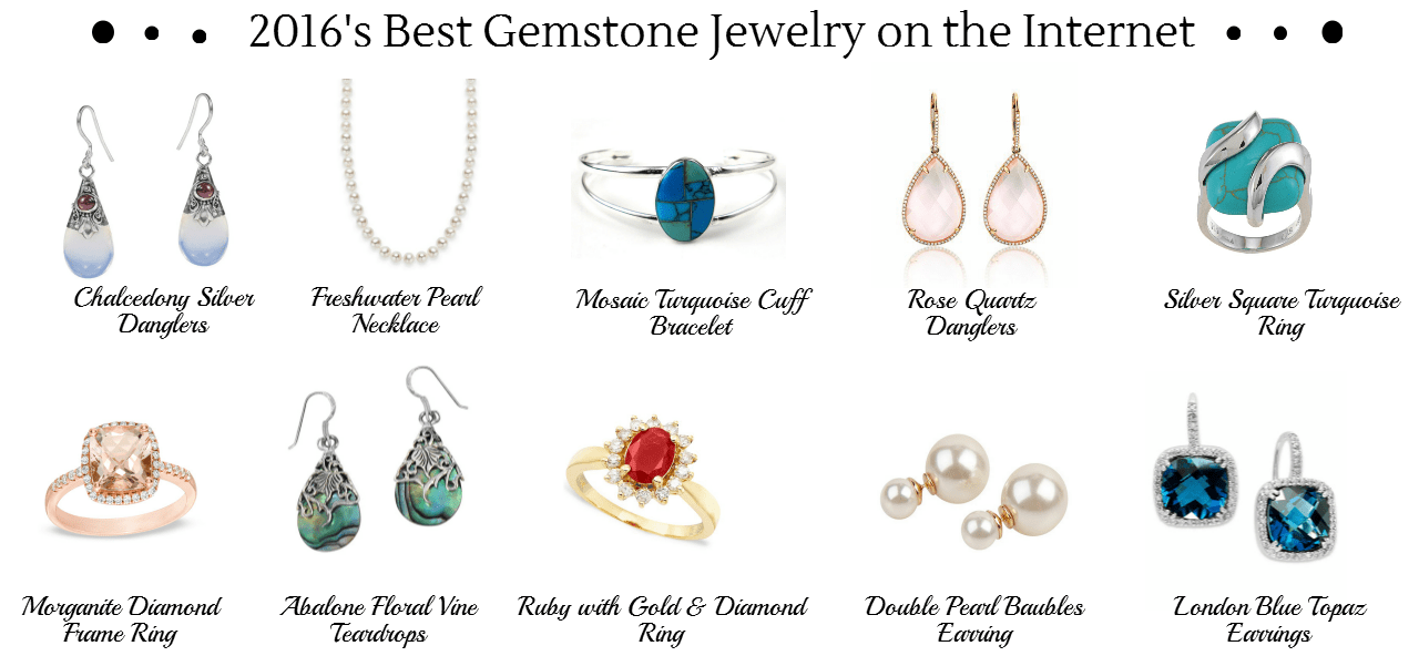 Best Gemstone Jewelry On Internet