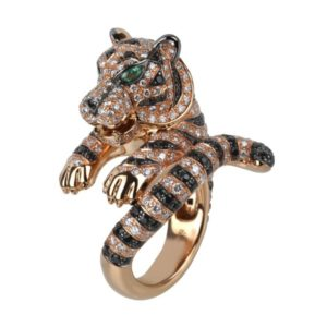 Cheetah Animal Jewellery