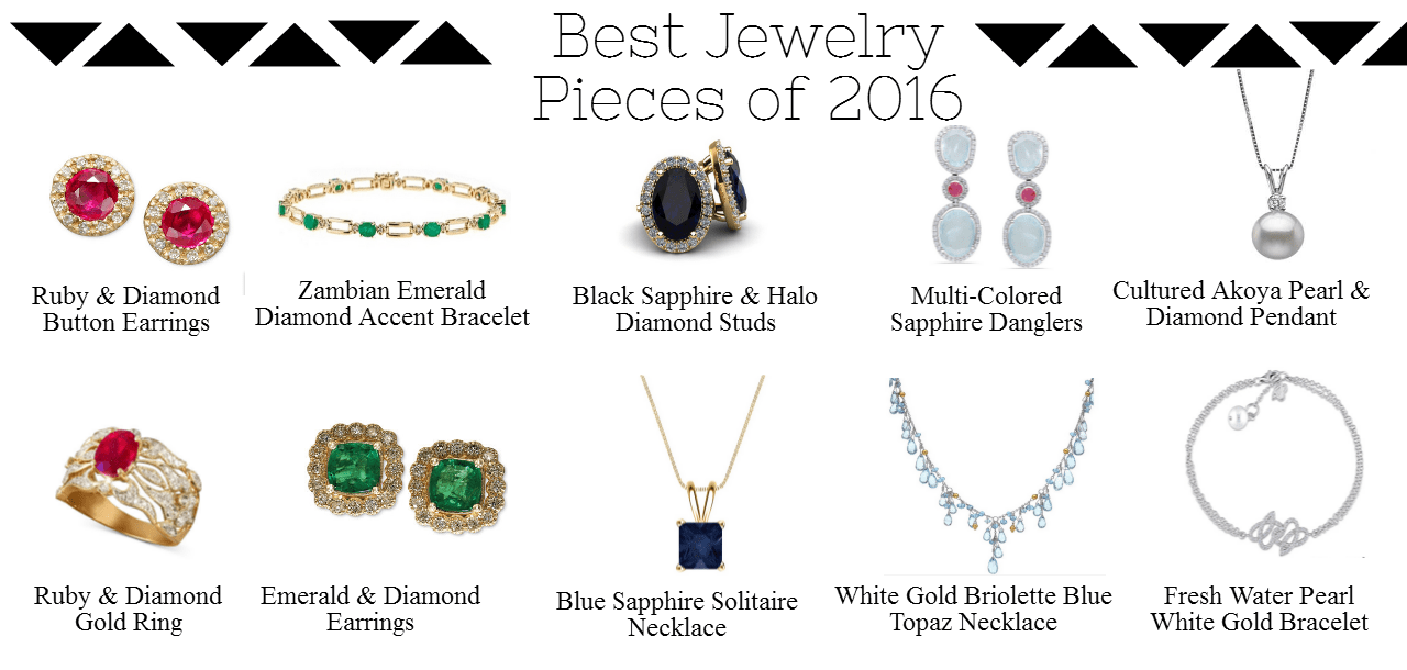 Best Jewelry pieces of 2016