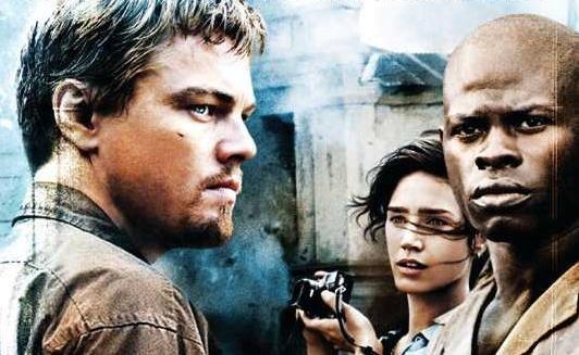 2006 Movie Blood Diamonds