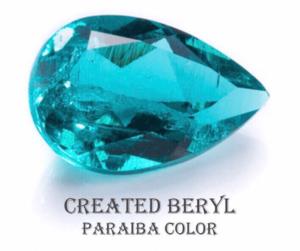 created beryl paraiba color Navneet Gems