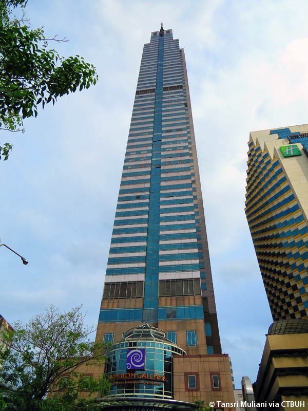 Jewelry Trade Center Tower
