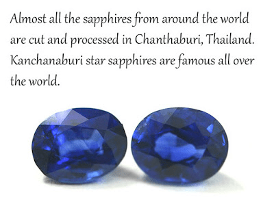 Buy Gemstones in Thailand