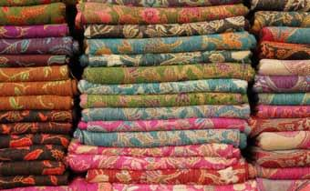 Pashmina Scarves from Thailand