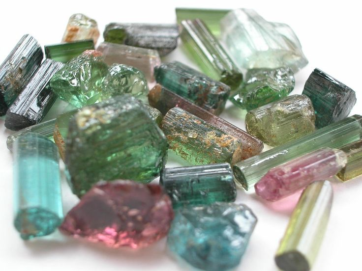 New Congo Tourmaline Mine