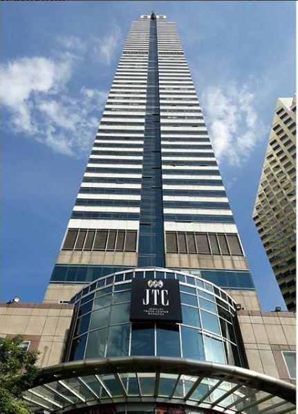 Jewelry trade center building