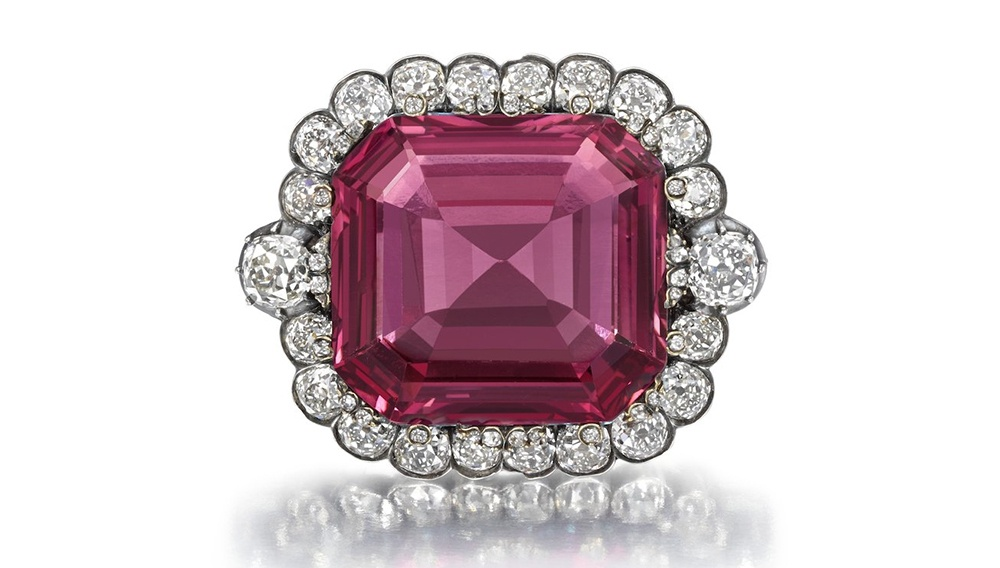 Hope Spinel Red Burma