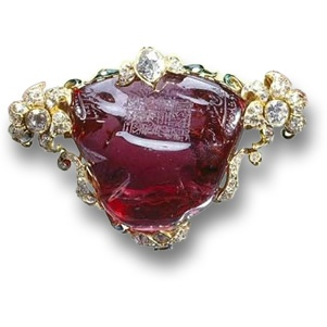 Timur Ruby Spinel