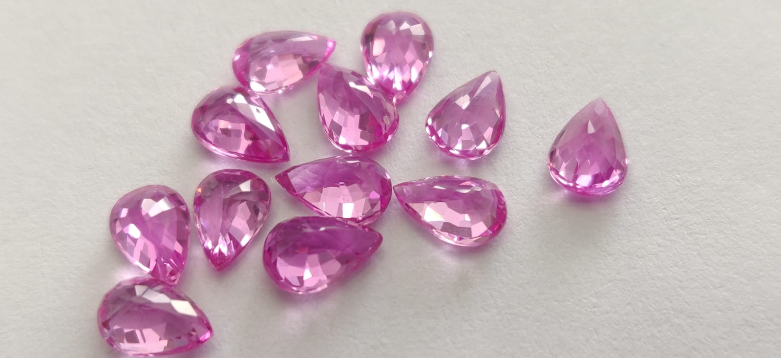 Pears Pink Sapphire