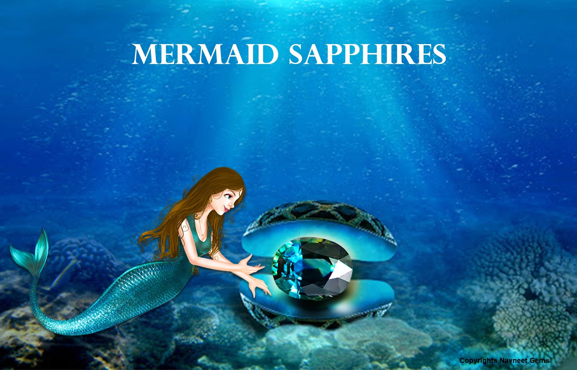 Mermaid Sapphires